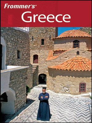 cover image of Frommer's Greece